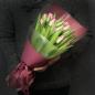 15 розовых тюльпанов фото