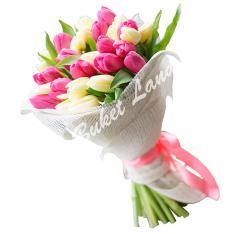 29 тюльпанов микс фото