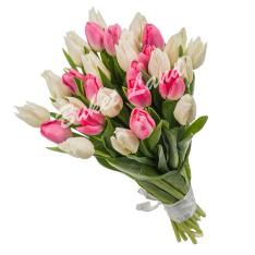 29 тюльпанов микс 9 фото