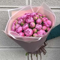 39 pink peonies photo