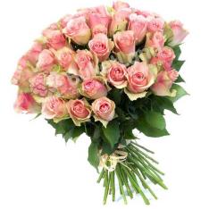 49 эквадорских роз 80 см в ассортименте  фото