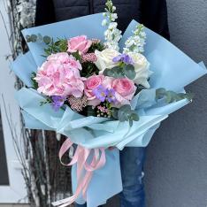 Букет цветов «Эспира» фото