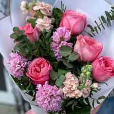 Букет цветов «Таиланд» фото