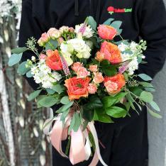 Букет цветов  «Новый Образ» фото