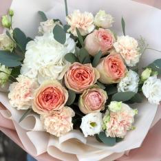Букет цветов  «Признание в Любви» фото