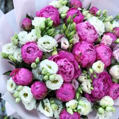 Букет квітів «Щасливий День» фото