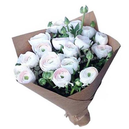 Bouquet of 15 Ranuncles photo