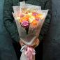 Букет из 21 розы микс «Любимой» фото