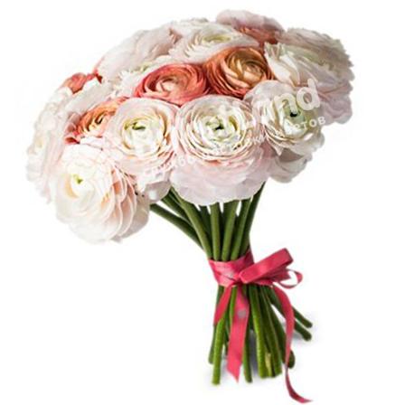 Bouquet of 25 Ranuncles photo