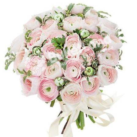 Bouquet of 39 ranuncles photo