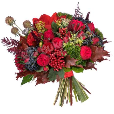 Букет цветов «Афродита» фото