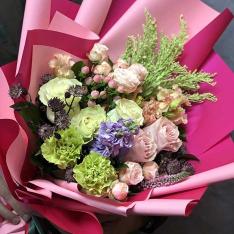 Букет цветов «Барселона» фото