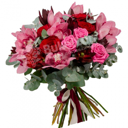 """Bouquet of flowers """"Belissimo"""" photo"""