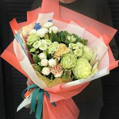 Букет цветов «Бетховен» фото
