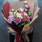 Букет цветов «Бохо-Стиль»   фото