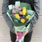 Букет цветов «Минуты романтики» фото