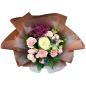 Букет цветов «Дыхание нежности» фото