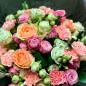 Букет цветов «Дюймовочка»  фото