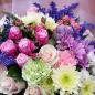 Букет цветов «Фактура» фото