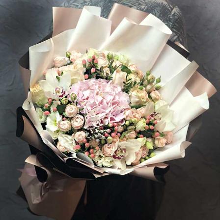 Букет цветов «Фантазия» фото