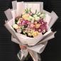 Букет цветов «Фигаро»  фото