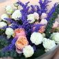 Букет цветов «Грация» фото