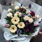 Букет цветов «Импровизация» фото