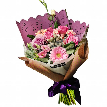 "Bouquet of flowers ""Italy"" photo"