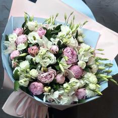 Букет цветов «Кантри Шарм» фото