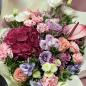 Букет цветов «Леди» фото