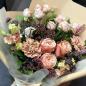 Букет цветов «Линии судьбы» фото