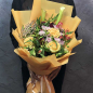 Букет цветов «Мамуле» фото
