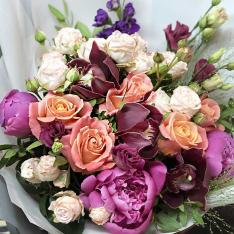 Букет цветов «Milano» фото