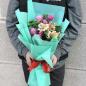 Букет цветов «Многоточие» фото