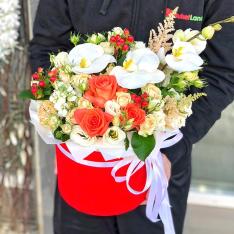 Букет цветов  «Моя Любовь» фото