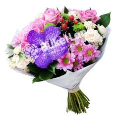 Букет квітів «Ніжність» фото