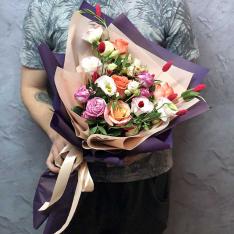 Букет цветов от флориста | S фото