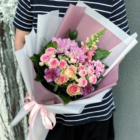 Букет квітів «Палітра»