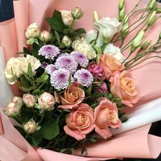 """Bouquet of flowers """"Ice Cream"""" photo"""
