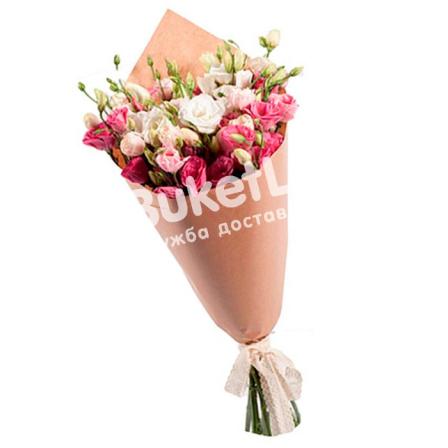 Букет цветов «Праздничный» фото