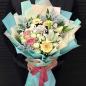 Букет цветов «Пражские каникулы» фото