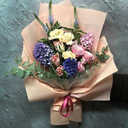 Букет цветов «Премьера» фото