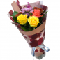 Букет цветов «Романтика» фото