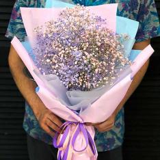 Букет цветов «Розовое золото» фото