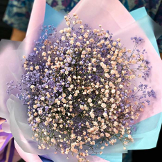 "Bouquet of flowers ""Pink gold"" photo"