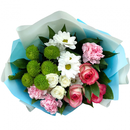 "Bouquet of flowers ""San Remo"" photo"