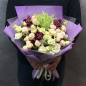 Букет цветов «Сенсация» фото