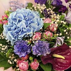 "Bouquet of flowers ""Chantal"" photo"
