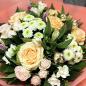 Букет цветов «Шарман» фото