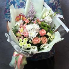 Букет цветов «Симфония» фото